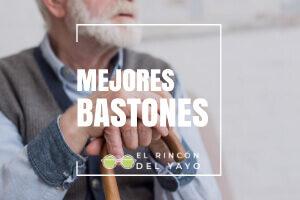 Mejores Bastones Para Ancianos